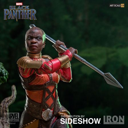 Sideshow To Distribute Iron Studios 1:10 Scale Marvel and DC Comics Statues!