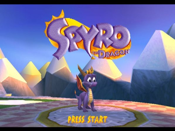 Spyro the Dragon Remaster Possibly Coming for PS4