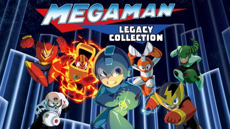Mega Man Legacy Coming to Nintendo Switch