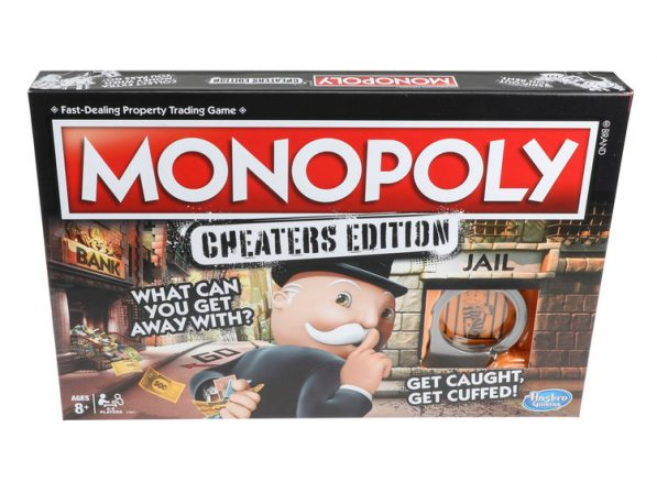 Monopoly Introduces Cheaters Edition