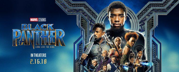 Black Panther Begins Strong Opening Weekend
