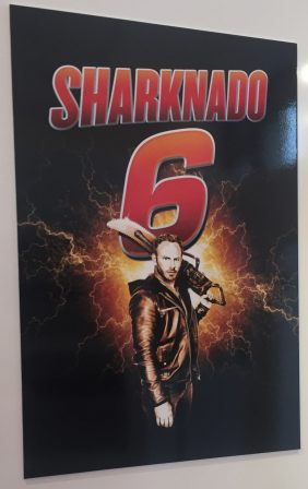 Sharknado 6 Poster and Synopsis Released