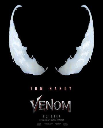 Sony Debuts First Venom Trailer
