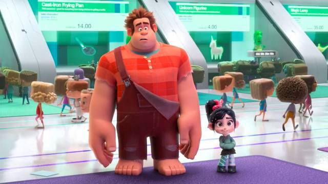 Wreck It Ralph 2 Teaser Trailer