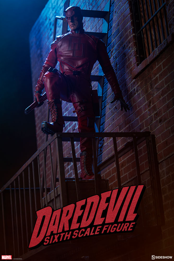 The Devil Of Hell S Kitchen Has Arrived Sideshow Collectibles