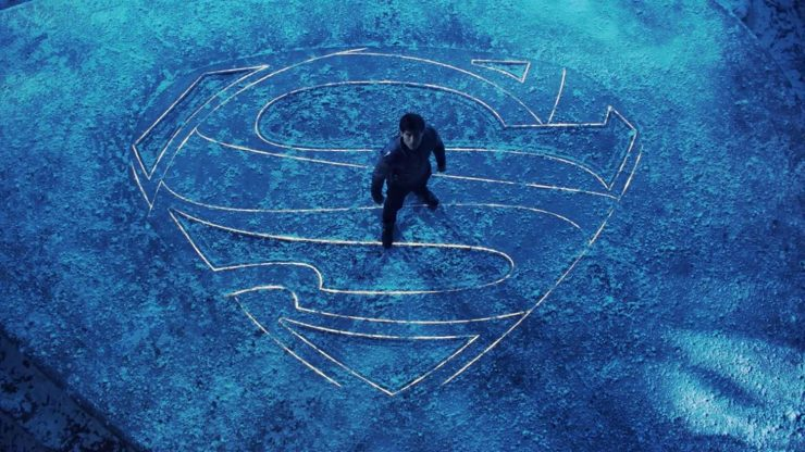 SYFY Releases Krypton Behind-the-Scenes Featurette