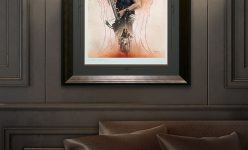 The Drifter Fine Art Print by Brian Rood