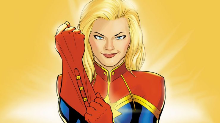 Captain Marvel Cast Reveals Marvel Movie Returners
