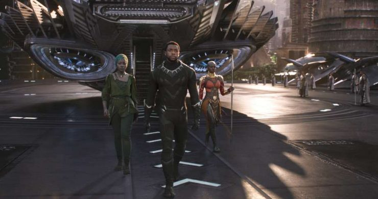 Black Panther Wins 5th Straight Week at Box Office