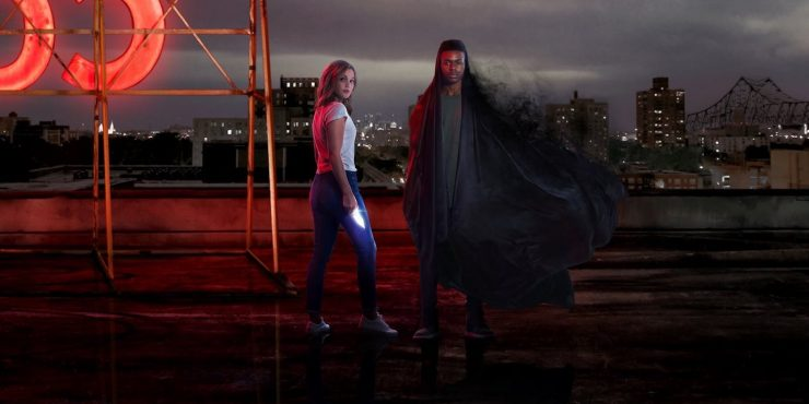 Marvel Premieres New Cloak and Dagger Trailer