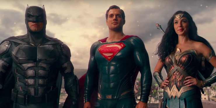 Justice League Gets Retro DVD Trailer