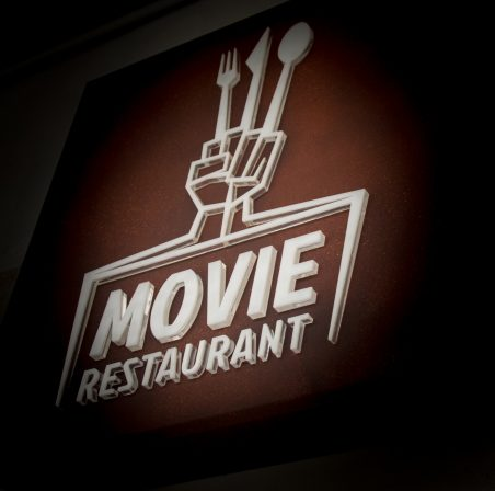 Rome's Incredible Movie Restaurant Combines Pop Culture, Food, and Fandom!