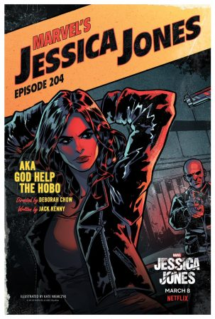 Netflix Announces All Jessica Jones Season 2 Episodes