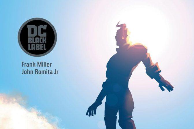 DC Comics Announces Black Label Imprint