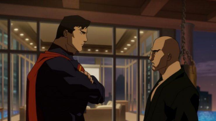 Warner Bros. Announces Death of Superman Voice Cast