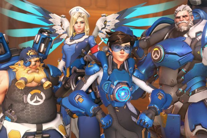 Blizzard Teases Return of Overwatch Uprising Event