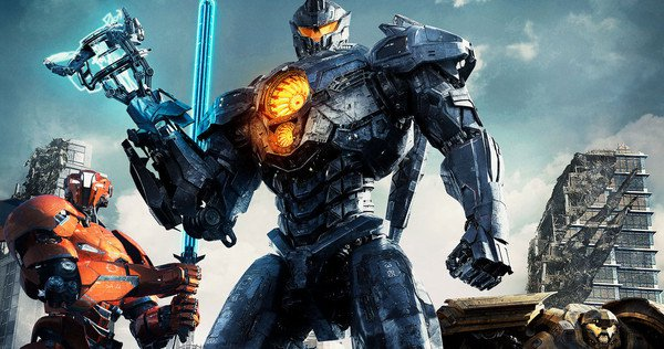 Pacific Rim 2 Takes #1 Spot at Box Office