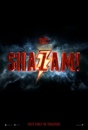 Shazam Movie Logo Revealed