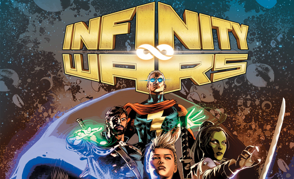 Marvel Announces Infinity Wars Comic Event