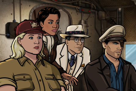 FXX Announces Archer Season 9 Premiere