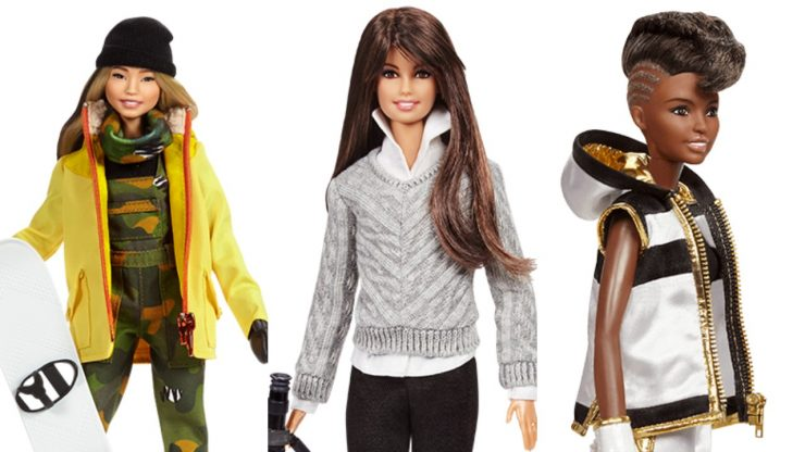 Barbie Announces Inspiring Women Series