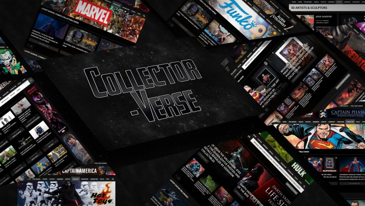 Check Out Collector-Verse at Wondercon 2018 for a Giveaway, a CotD Scavenger Hunt, and More!