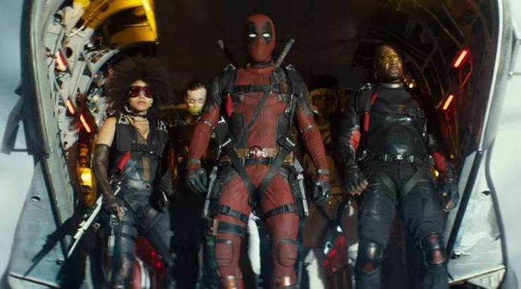 Check Out the X-plosive New Deadpool 2 Trailer!