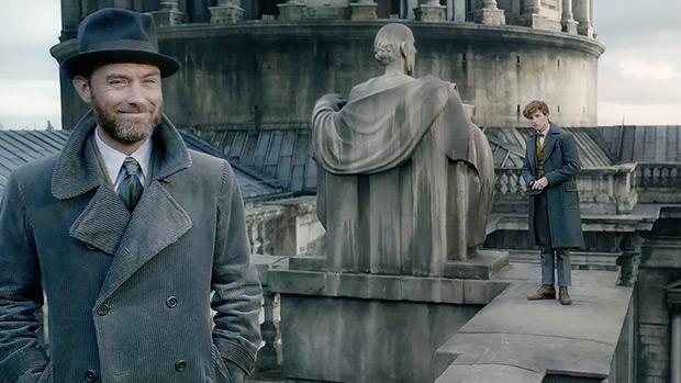 Warner Bros. Releases First Teaser for Fantastic Beasts 2