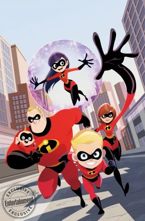 Dark Horse 2 Announces Incredibles 2 Tie-In Comics