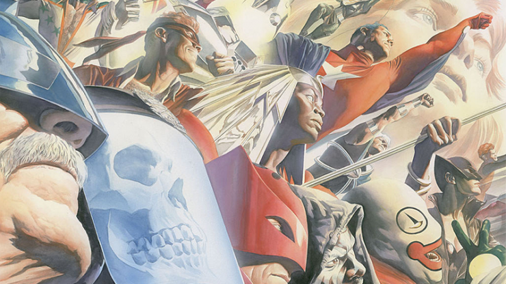 Astro City In Development for Television