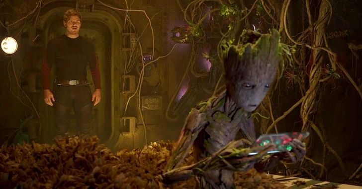 New Avengers: Infinity War Spot Teases Teen Groot