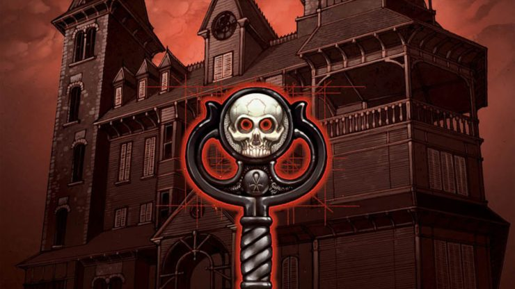 Hulu Passes on Locke and Key Series