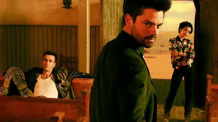 Preacher Season 3 Adds 2 New Cast Members