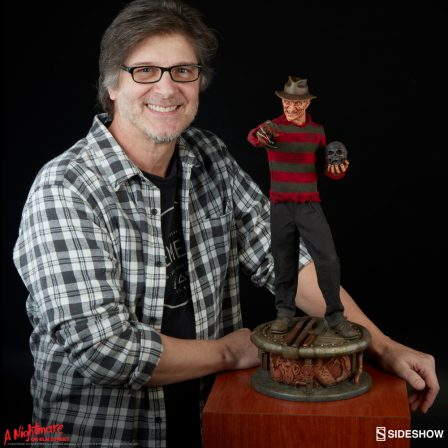 Kevin and Jeff Yagher Visit Sideshow HQ