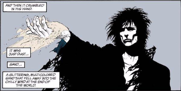 Neil Gaiman and DC Comics Announce Sandman Universe Comics