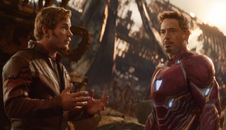 New Avengers: Infinity War Trailer