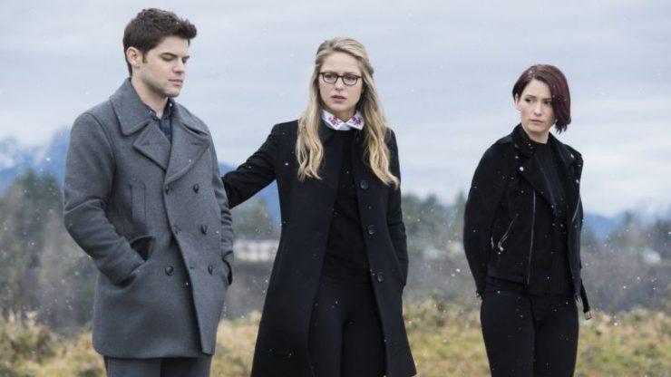 The CW Releases Supergirl Season Return Promos
