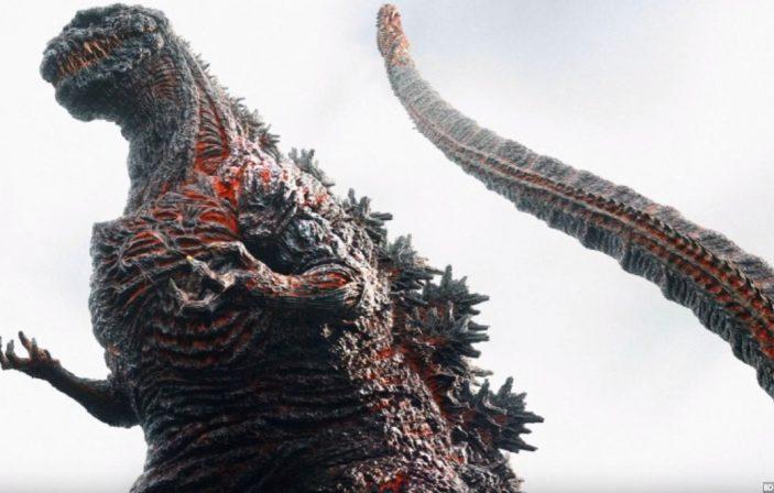 Japanese Park to Get Shin Godzilla Statue