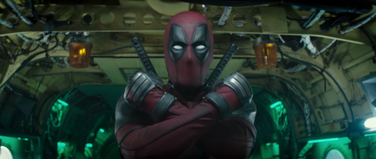 New Deadpool 2 Trailer Assembles X-Force