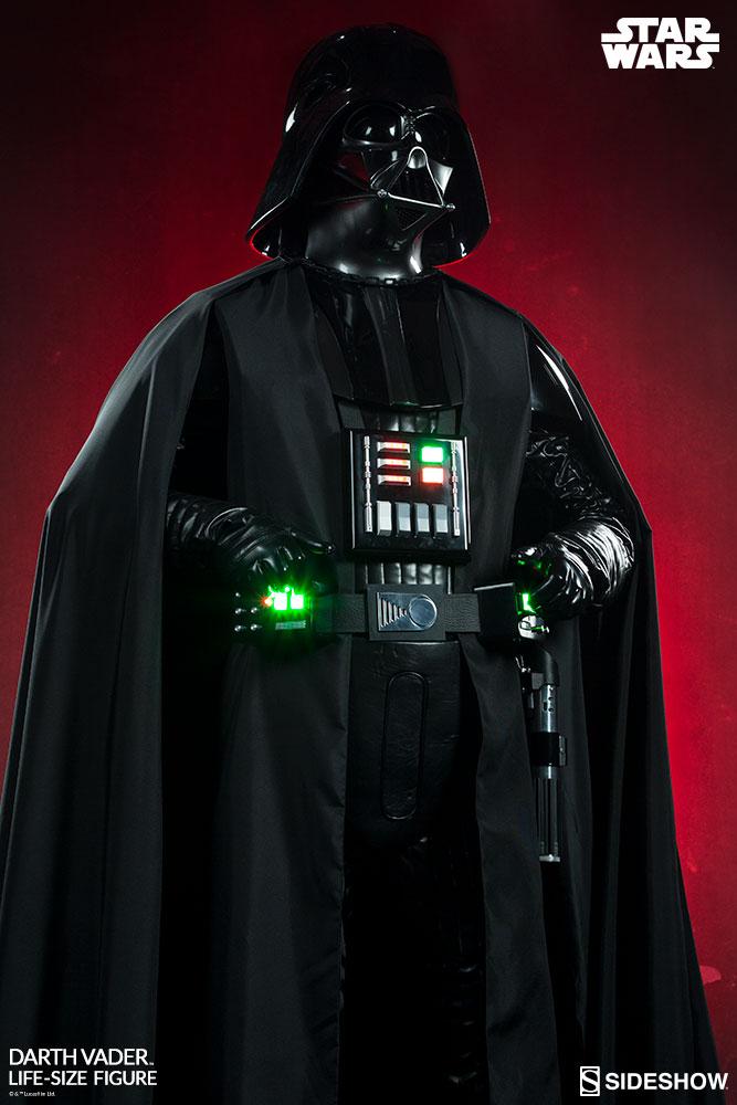 Life Size Darth Vader