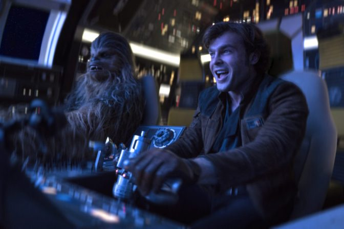 New Solo Television Spot Highlights Han and Chewie Friendship