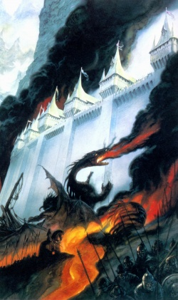 HarperCollins to Publish The Fall of Gondolin