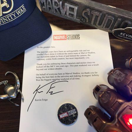 Kevin Feige Thanks Fans for Massive Marvel Movie Opening