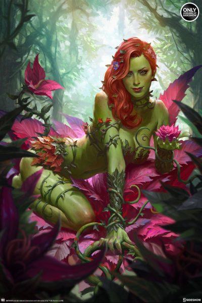 Poison Ivy Premium Art Print