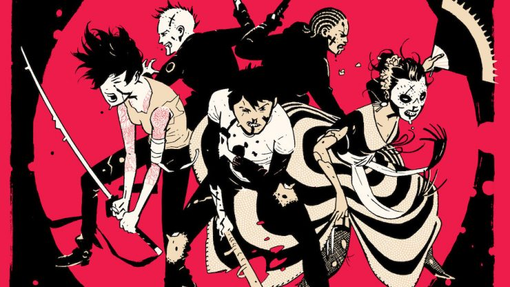 Syfy Orders Full Season of Deadly Class Show
