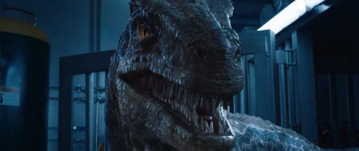 Final Jurassic World Trailer Reveals Plot Details