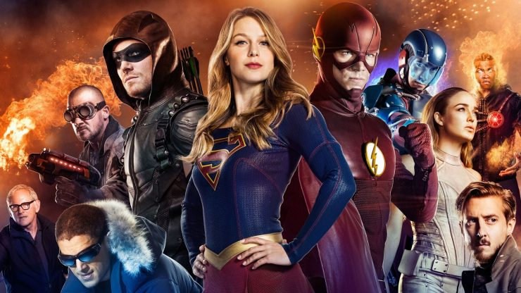 CW Renews 10 Shows, including Arrow-Verse