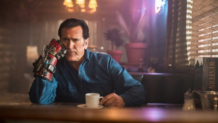Ash Vs. Evil Dead Cancelled at Season 3 Finale