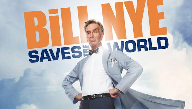 Netflix Announces Bill Nye Saves the World Season 3