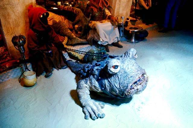 Bubo, Jabba's Pet Frog-Dog